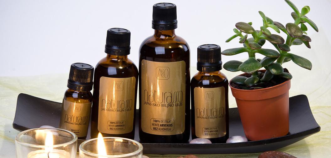 Eterična ulja Naturasso
