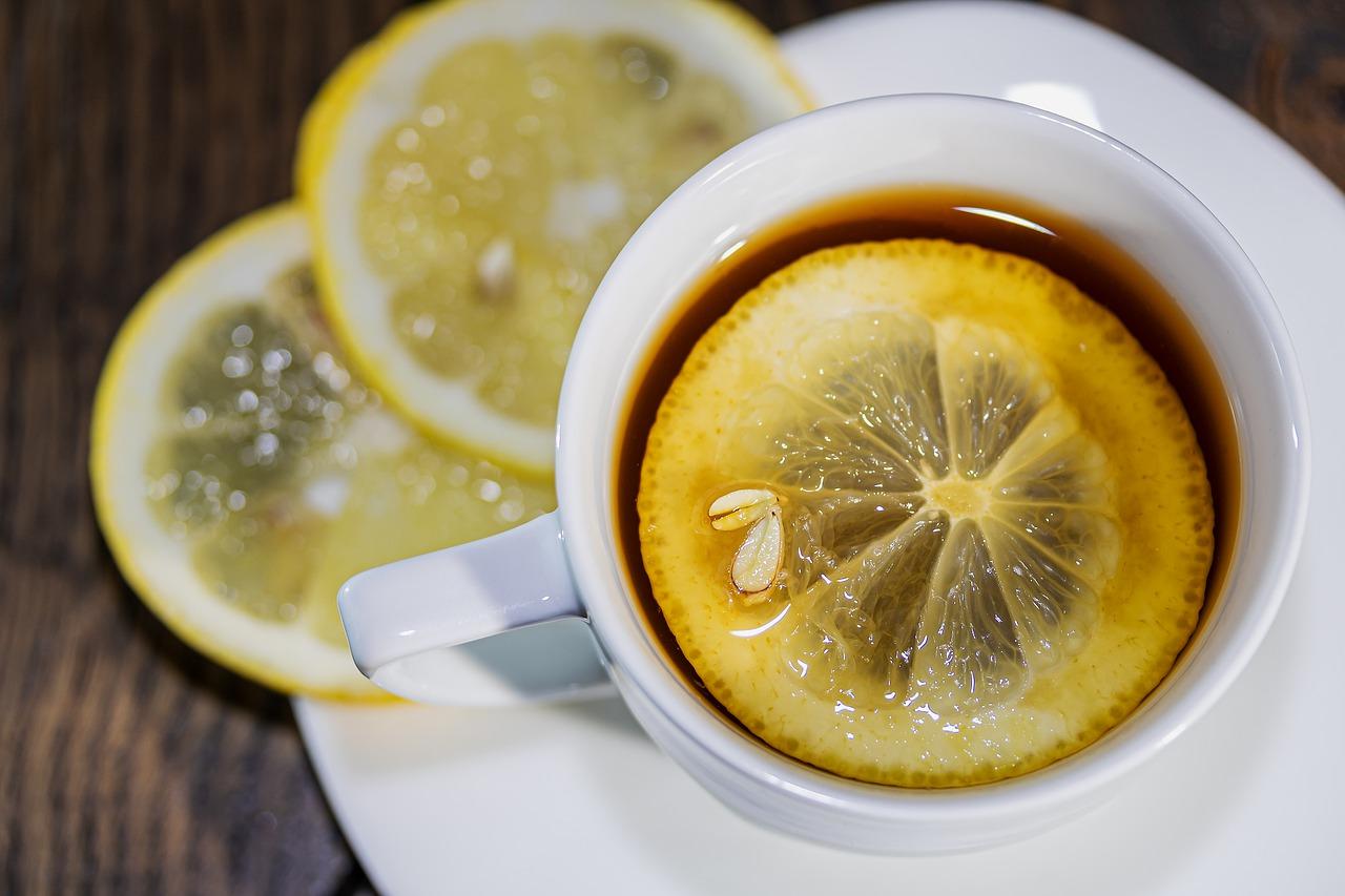 Čaj sa limunom