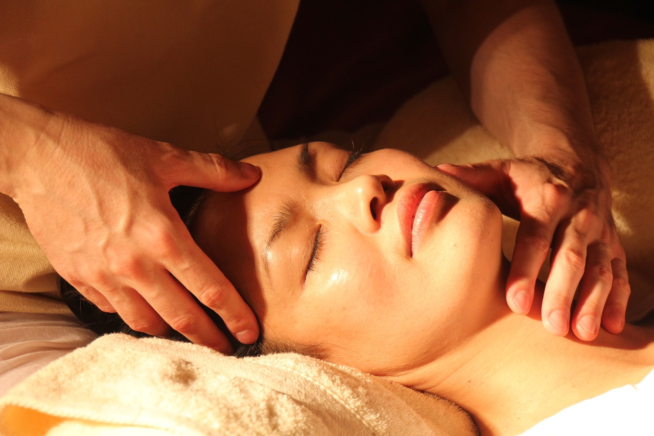 Masaža u predelu sinusa