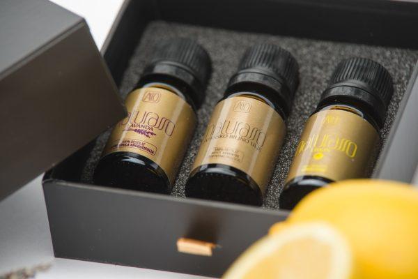 Naturasso Collection - eterično ulje lavande, mente i limuna